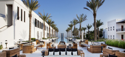 muscat-the-chedi-luxe zwembad
